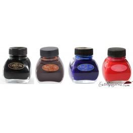 Tinteros de tinta pigmentada Platinum