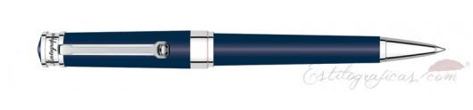Bolígrafo Montegrappa Parola Azul