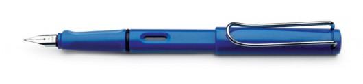 Estilográfica Lamy Safari 14 Azul Brillante