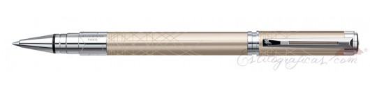 Rollerball Waterman Perspective Champagne CT