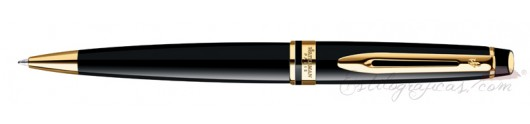Bolígrafo Waterman Expert Black GT