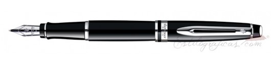 Estilográfica Waterman Expert Black CT