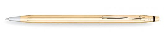 Bolígrafo Cross Classic Century Oro Macizo