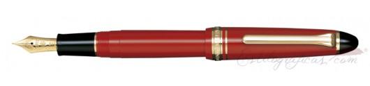 Estilográfica Sailor 1911 Standard Rojo y Negro