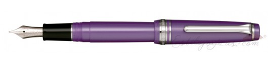 Estilográfica Sailor Professional Gear Slim Metallic Violet