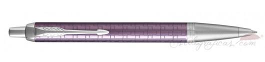 Bolígrafo Parker IM Premium Violeta Oscuro CT