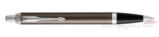Bolígrafo Parker IM Espresso Oscuro CT