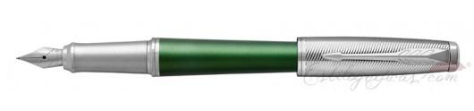 Estilográfica Parker Urban Premium Verde Oscuro CT