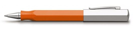 Roller Faber-Castell Ondoro Resina Naranja