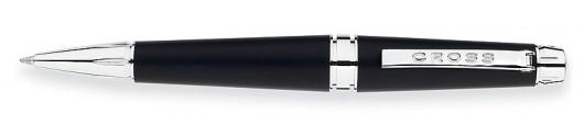 Bolígrafo Cross C - Series Negro Tacto Suave