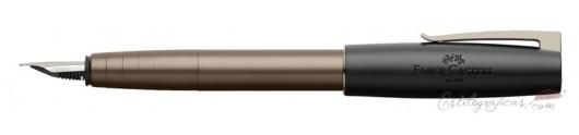 Estilográfica Faber-Castell Loom Gunmetal Mate