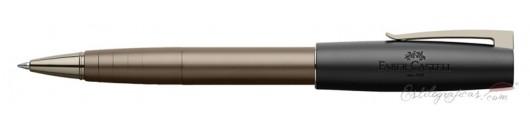 Rollerball Faber-Castell Loom Gunmetal Mate