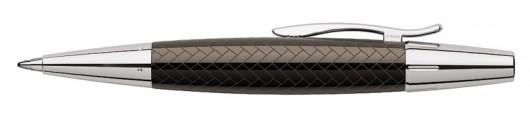 Bolígrafo Faber-Castell E-motion Trenzado Marrón