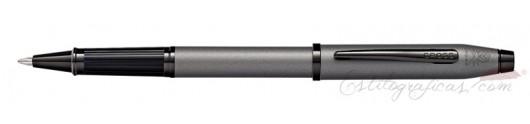 Roller Cross Century II Gunmetal Grey