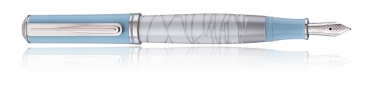 Eternal Ice Estilográfica M640 Edición Especial Pelikan