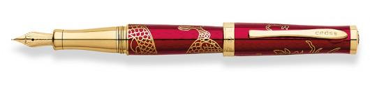 Estilográfica Cross Year of the Dragon Roja