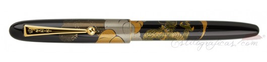 Estilográfica Namiki Dragon with Cumulus - Nippon Art Collection