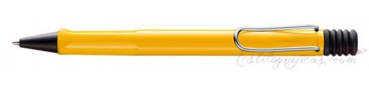 Bolígrafo Lamy Safari Amarillo Brillante 218