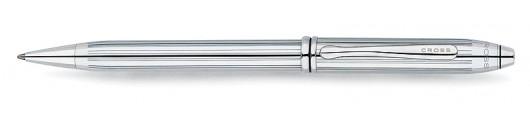 Bolígrafo Cross Townsend Cromo Brillante