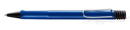 Bolígrafo Lamy Safari Azul Brillante 214