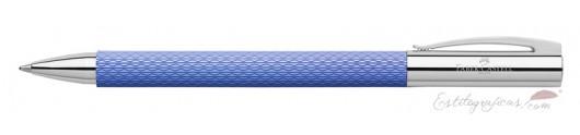 Bolígrafo Faber-Castell Ambition Blue Lagoon