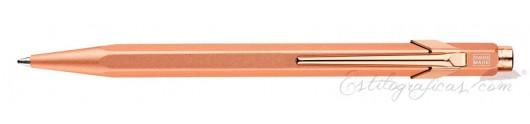 Bolígrafo Caran d'Ache 849 Brut Rosé