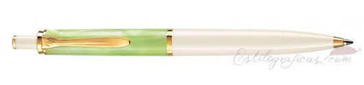 Bolígrafo Pelikan Classic K 200 Pastel Green