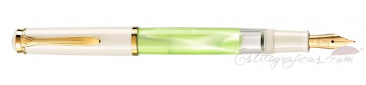 Estilográfica Pelikan Classic M 200 Pastel Green