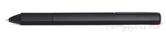 Bolígrafo Napkin Pininfarina One negro