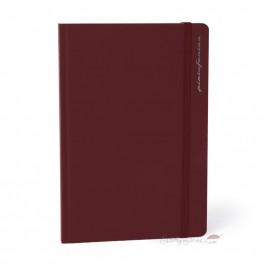 Libreta Pininfarina papel de piedra roja