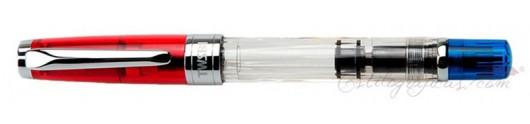 Pluma estilográfica TWSBI Diamond 580 RBT