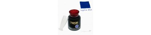 Tintero TWSBI tinta azul zafiro