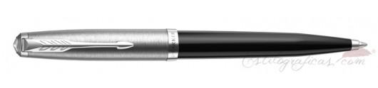 Bolígrafo Parker 51 Core Negro