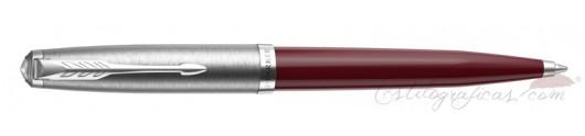 Bolígrafo Parker 51 Core Burgundy