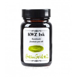 Tintero KWZ Ink Green Gold 2