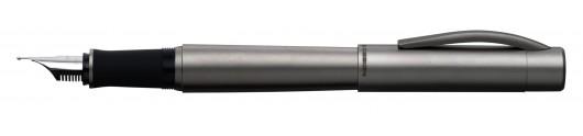 Estilográfica P 3105 Pure Titanium Edición Limitada Delux