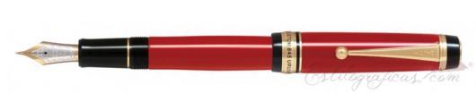 Estilográfica Pilot Custom 845 Rojo