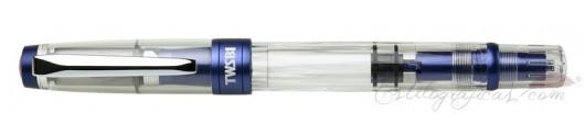 Estilográfica TWSBI Diamond 580 AL R Navy Blue
