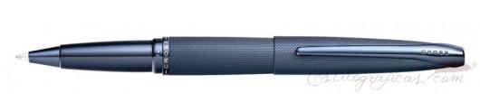 Roller Cross ATX Azul Oscuro Arenado