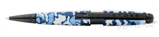 Roller Cross Edge Camuflaje Azul