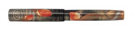 Estilográfica Namiki Emperor Gold Fish