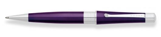 Bolígrafo Cross Beverly Laca Púrpura