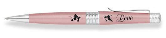 Bolígrafo Cross Beverly Disney Rosa