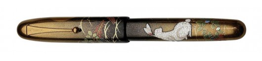 Estilográfica Namiki Emperor Rabbit in the Moonlight