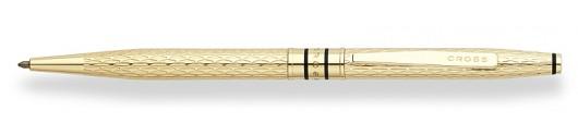 Bolígrafo Cross Spire Dorado Brillante