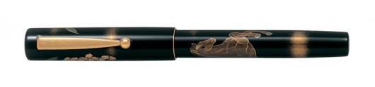 Estilográfica Namiki Zodiaco - Caballo
