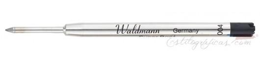 Recambios de bolígrafo Waldmann 0110 y 0111