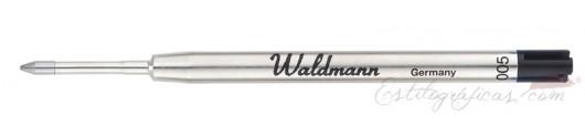 Recambios Roller Capless Waldmann 0112 - 0113