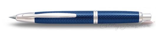 Estilográfica Pilot Capless Grafito Azul