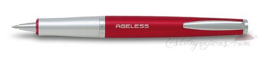 Bolígrafo Pilot Ageless Rojo